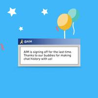 Después de 20 años, AOL cerrará AIM para siempre