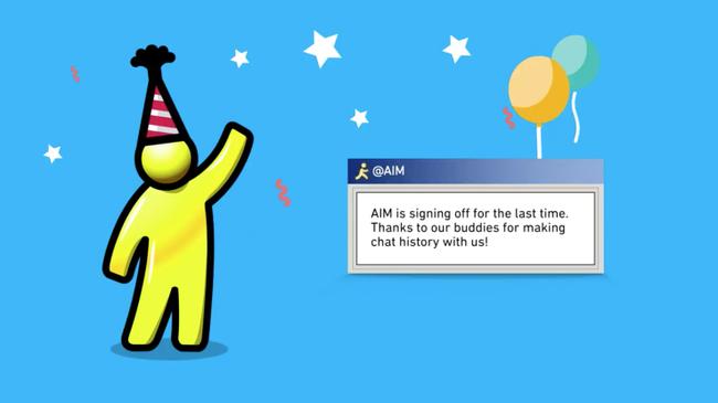 Aol Instant Messenger Shuts Down