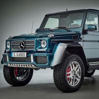El último Mercedes-Maybach G 650 Landaulet, subastado por 1,2 millones de euros