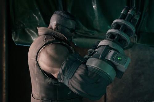 Guía de Final Fantasy VII Remake: cómo conseguir todas las armas de Barret