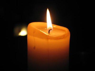 ¿Dónde va a parar toda la cera de una vela que arde?