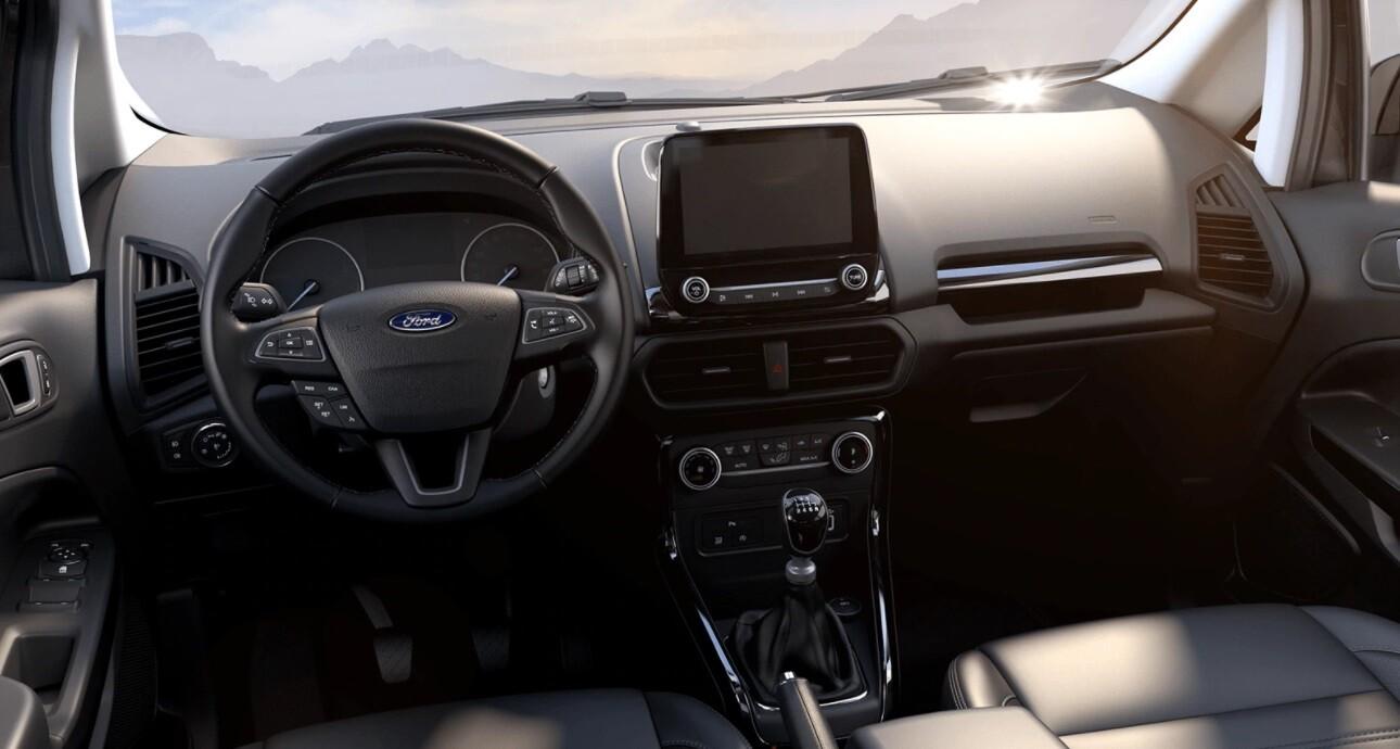Foto de Ford EcoSport Active 2021 (15/18)