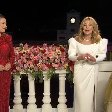 Los looks de las campanadas 2021: del glamour de Ana Obregón y Anna Igartiburu al vestido edredón de Cristina Pedroche