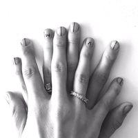 Los tatuajes en las uñas son la nueva tendencia viral de Instagram y querrás probarla cuando la veas