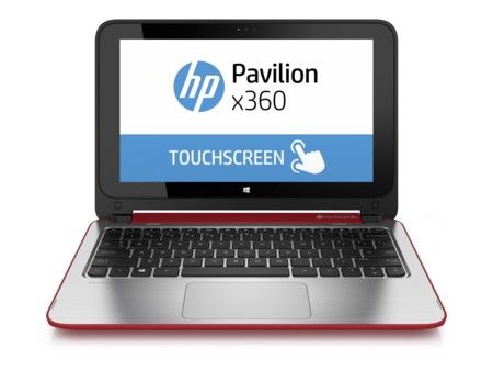 Portatil 11 3 Hp Pavilon X360 11 N007ns Tactil
