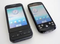 HTC Dream y HTC Magic, qué modelo comprar