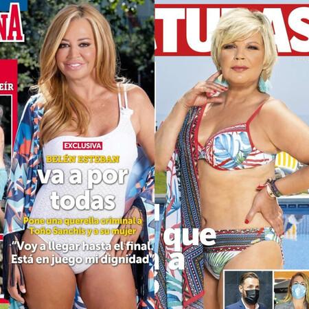 Belén Esteban y Terelu Campos