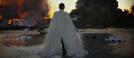 13 escenas de los trailers de 'Rogue One: Una historia de Star Wars' que faltan en la película