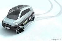 Magna Steyr Mila Alpin, prototipo de para vehículo offroad el Salón de Ginebra