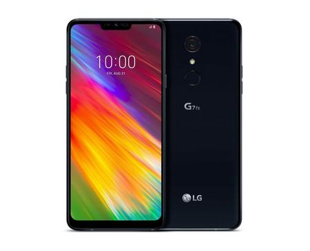 Lg G7 Fit Precio Mexico