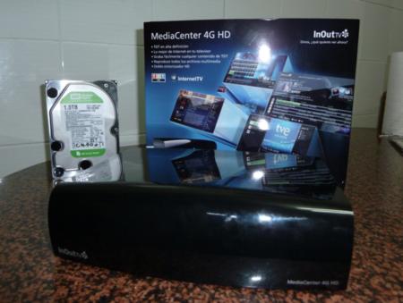 Mediacenter 4G, algo más que un reproductor
