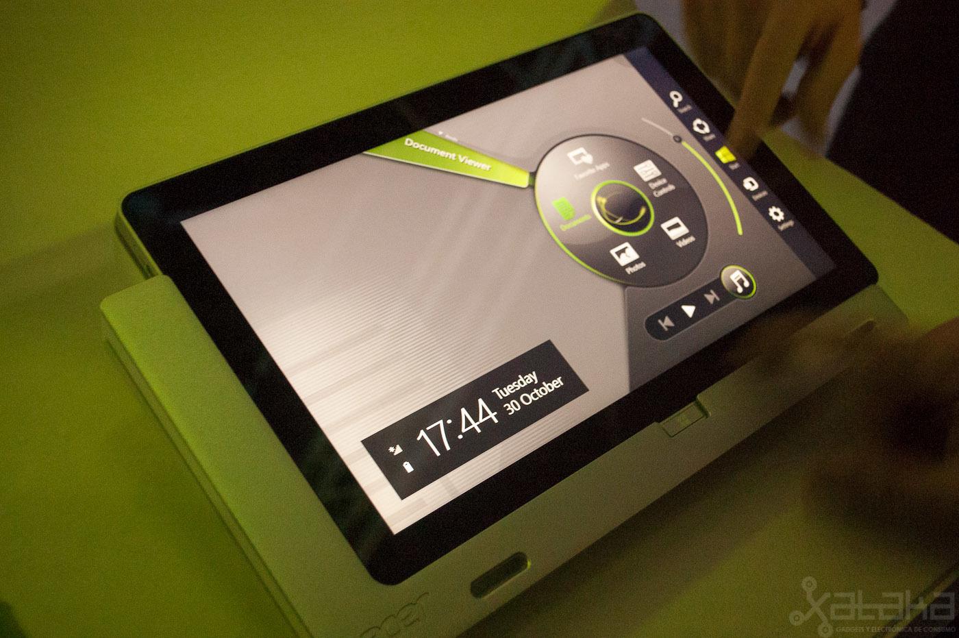 Foto de Acer Iconia W700, primeras impresiones (13/15)