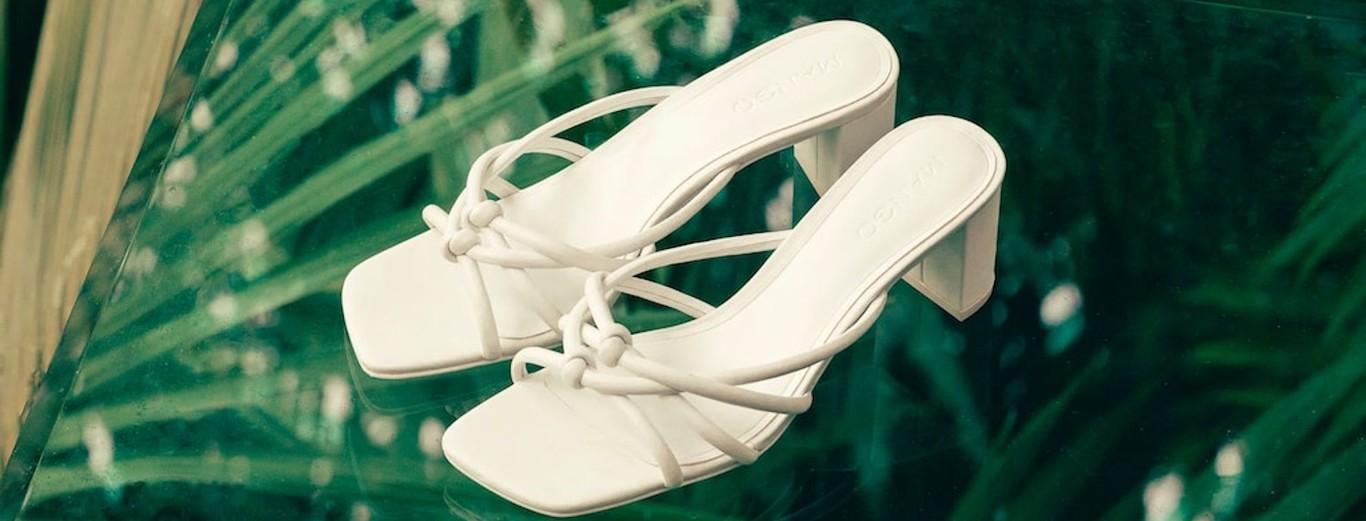 Las sandalias de punta cuadrada que arrasan en Pinterest