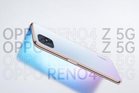 OPPO Reno 4 Z: pantalla de 120 Hz, cámara cuádruple y 5G gracias al MediaTek Dimensity 800