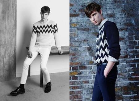 Zara Hombre Lookbook Noviembre Invierno 2014