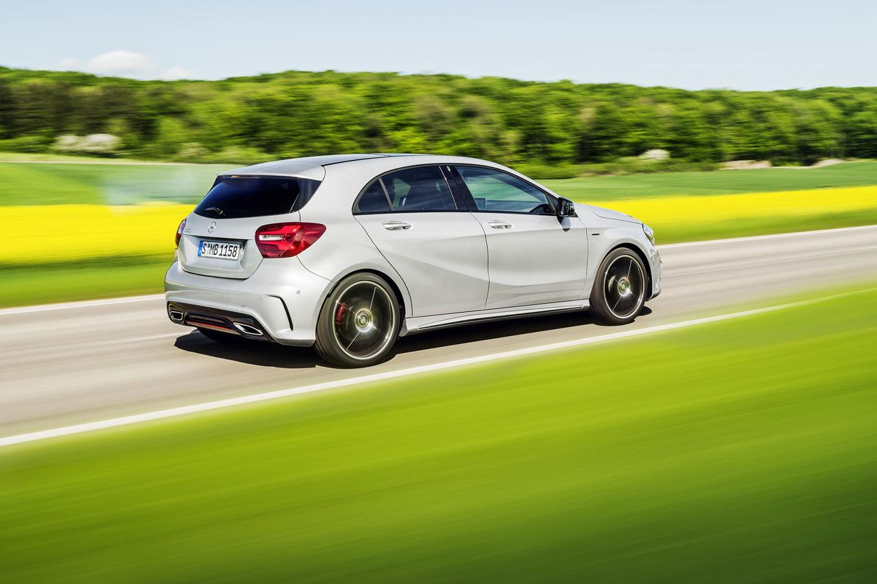 Foto de Mercedes-Benz Clase A 2015 (20/43)