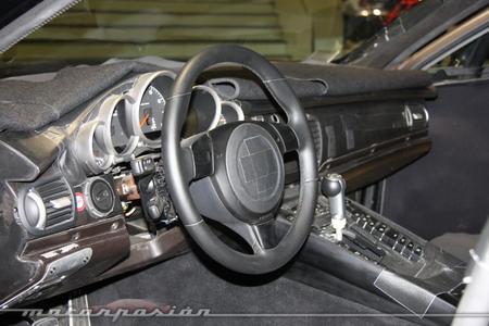 Porsche Museum Top Secret Panamera 1 1