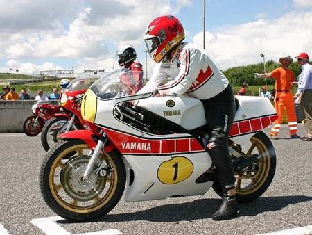 Giacomo Agostini en el Jarama