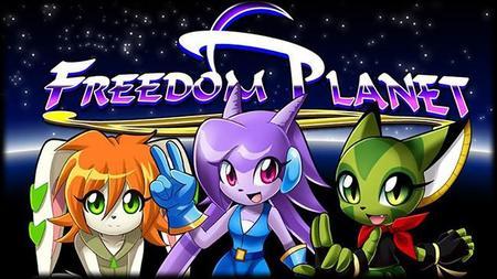 Deseosos de Sonic, próximamente llegara Freedom Planet a Wii U