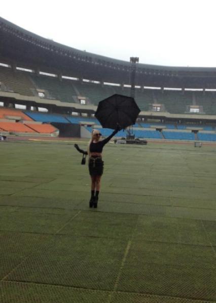 Gaga BTWBALLTOUR