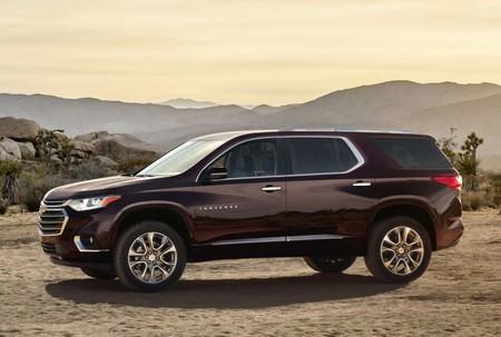 Chevrolet presentó en Colombia la nueva Traverse, con más tecnología incluida
