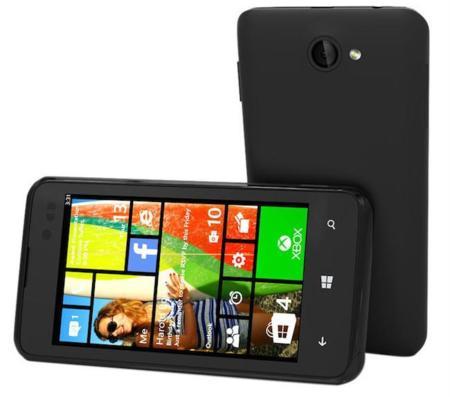 android one tiene un nuevo rival: Celkon Win 400, un interesante Windows Phone por 64 euros