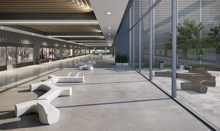 Los asientos modulares JETLAG conquistan los espacios públicos con su diseño de vanguardia