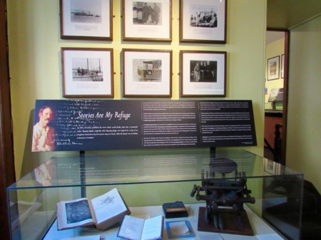 Stevenson Museo de Escritores Edimburgo