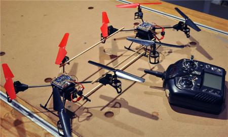 El futuro de la fotografía aérea: los drones, una vez más, protagonistas