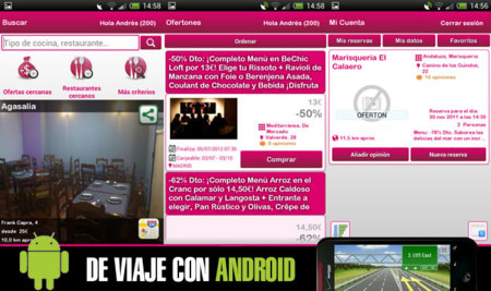 Las mejores aplicaciones para encontrar restaurantes en Android
