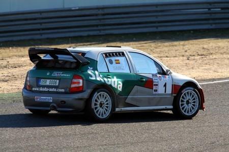 Carlos Sainz correrá con un Skoda Fabia WRC el Rallye Islas Canarias