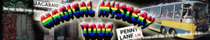 Magical Mystery Tour: dos horas por el Liverpool de los Beatles
