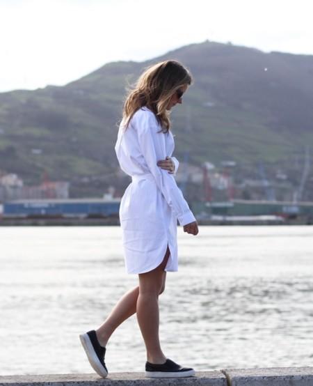 Tendencias low-cost primavera-verano 2014: inevitable un vestido blanco para el calor