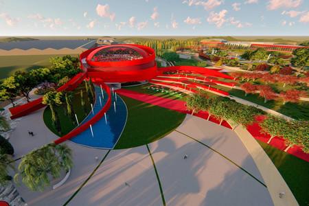 El Museo del tomate en China tendrá diseño español