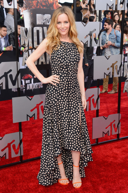Leslie Mann MTV Awards 2014