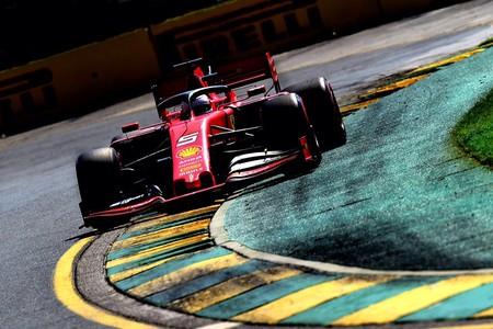 Sebastian Vettel Australia 2019