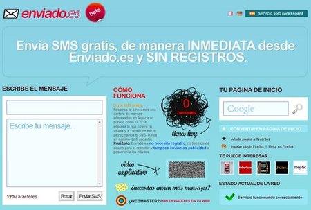 SMS gratis con enviado.es
