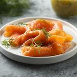 Cómo hacer un gravlax: salmón a la escandinava o marinado