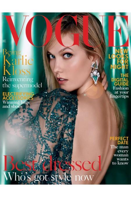 Vogue UK: Karlie Kloss