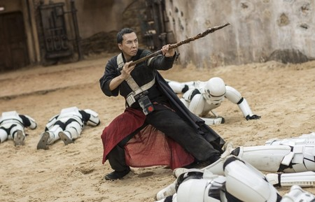 "Donnie Yen cree que su personaje en 'Star Wars' es un cliché: ""Querían a Ip Man en Rogue One"""