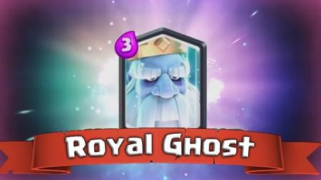 Te damos los consejos necesarios para dominar al Fantasma Real, la nueva legendaria de Clash Royale