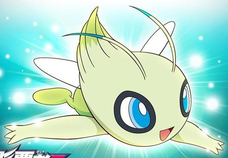 Pokémon Bank te regalara un Celebi