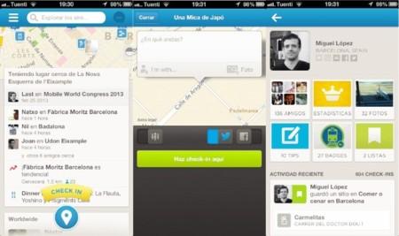 Más completo y más fácil: Foursquare 6 ya está disponible en la App Store
