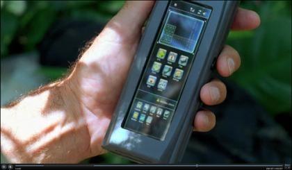 Imagen de la semana: ¿un iPhone en Perdidos?