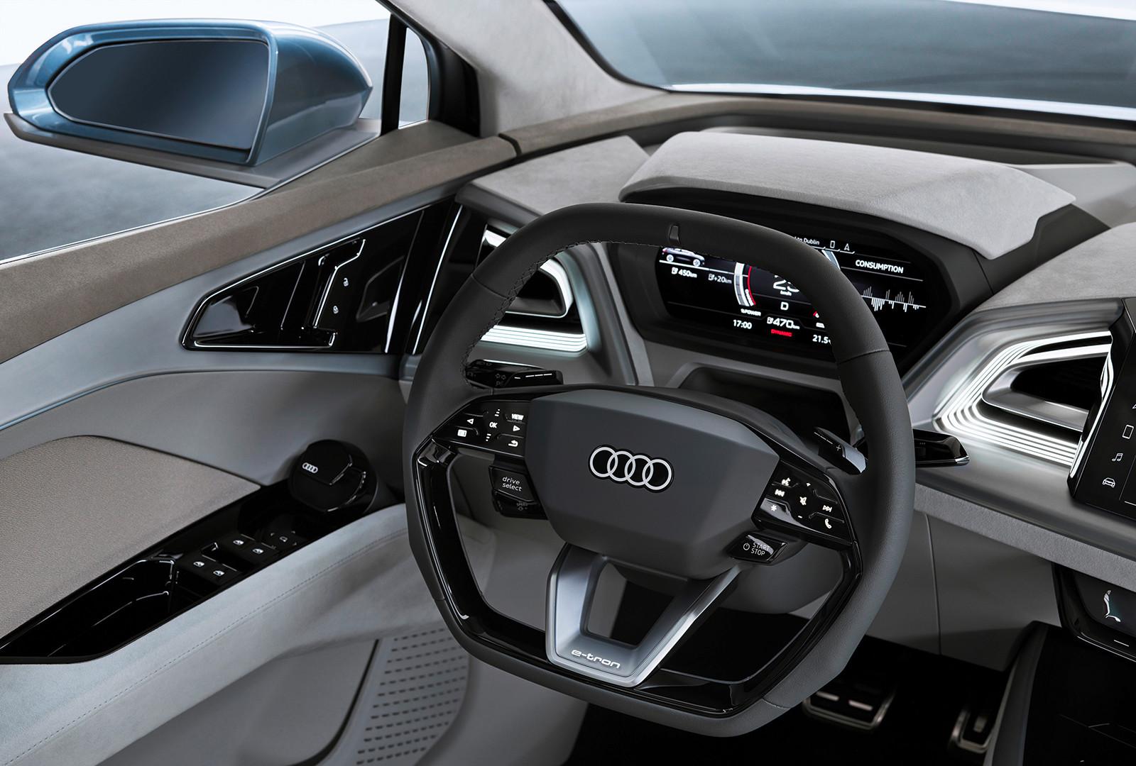 Foto de Audi Q4 e-tron concept (15/19)