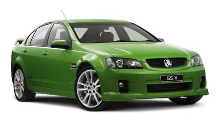 Un Holden Commodore eléctrico consigue hacer 1.886 km en 24 horas