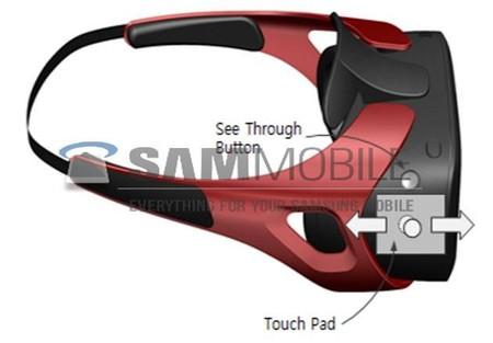 Filtrados los primeros datos sobre Gear VR, el casco de realidad virtual de Samsung
