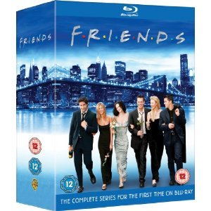 Friends Bluray