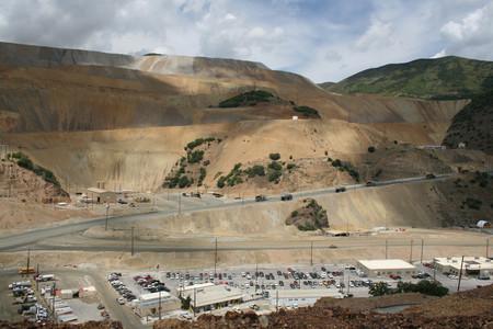Mina de cobre