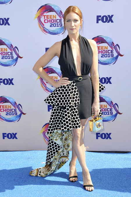 Teen Choice Awards 2019 Brittany Snow Fausto Puglisi
